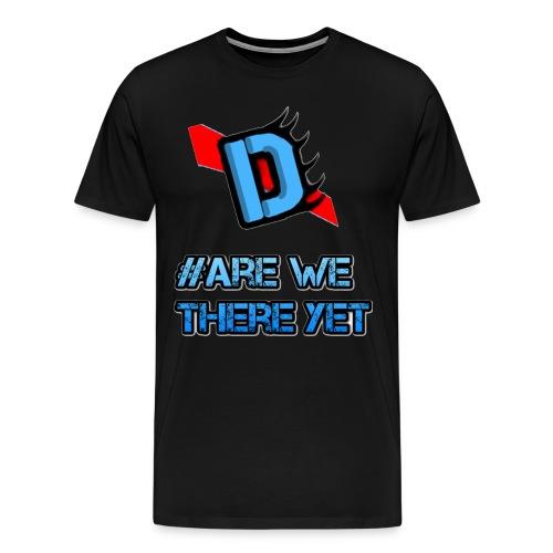 Deadmanj1990 #Are We There Yet - Men's Premium T-Shirt