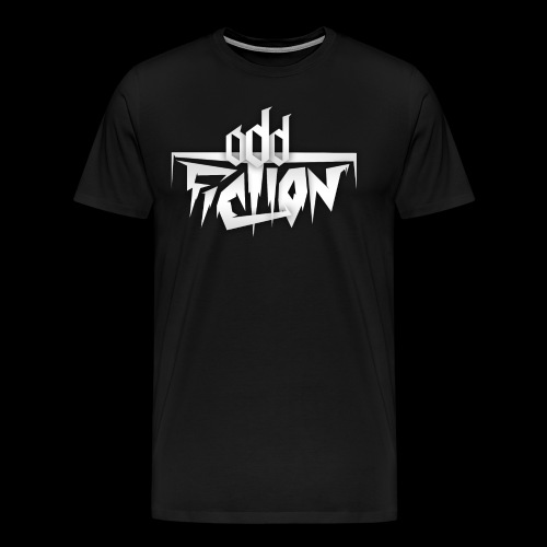 Odd Fiction Logo - T-shirt Premium Homme