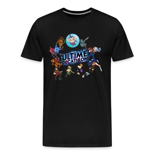 UD5 - Le Tshirt saisonnier - T-shirt Premium Homme