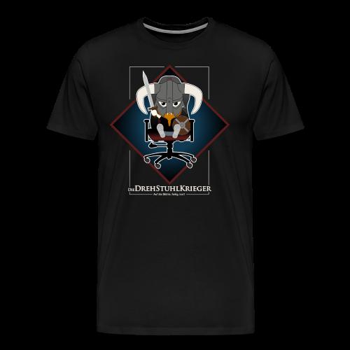 DSK+Slogan(hell) Lasse - Männer Premium T-Shirt