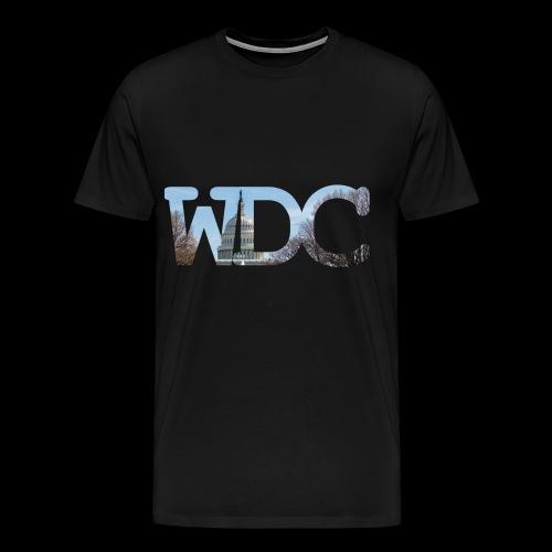 Washington - Männer Premium T-Shirt
