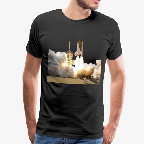 Space Shuttle - Männer Premium T-Shirt