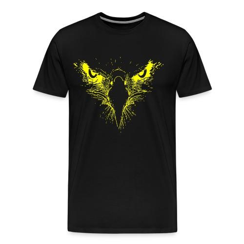 Adlergesicht - Männer Premium T-Shirt