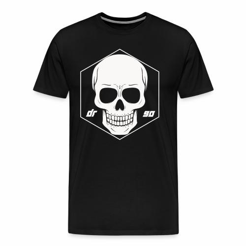 DR SKULL WHITE - Männer Premium T-Shirt