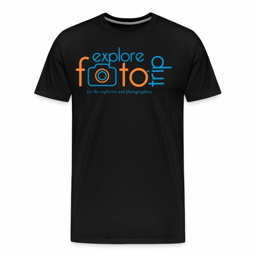 Explore PhotoTrip - Men's Premium T-Shirt