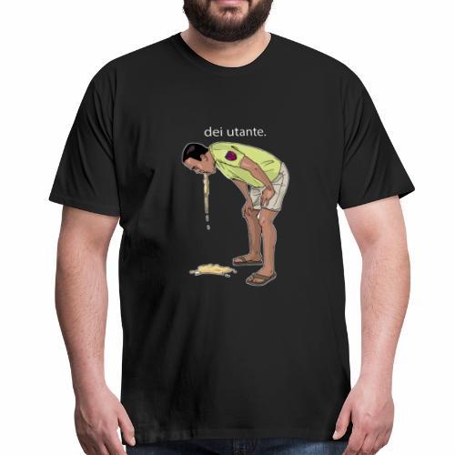 deiutante - Premium T-skjorte for menn