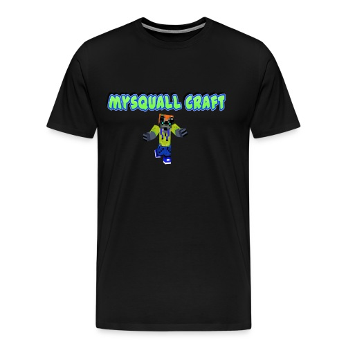 Erstes mysquall Craft Design - Männer Premium T-Shirt