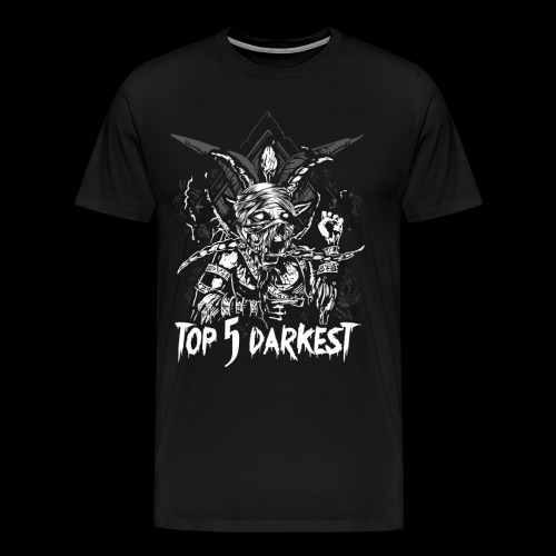 Top 5 Darkest - Men's Premium T-Shirt