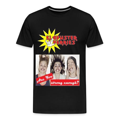 LOGO Druckwelle - Männer Premium T-Shirt