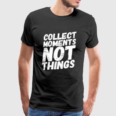 Reis verden - Reise / Reise / gave - Premium T-skjorte for menn