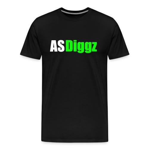 AS Diggz - Men's Premium T-Shirt