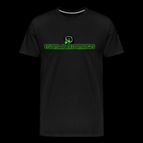 Necromongo Logo ONE - Männer Premium T-Shirt