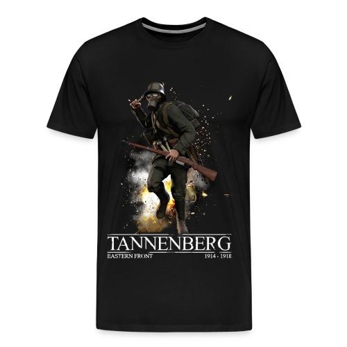 Official Tannenberg - Mannen Premium T-shirt