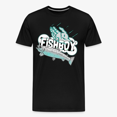 fishboy - Männer Premium T-Shirt