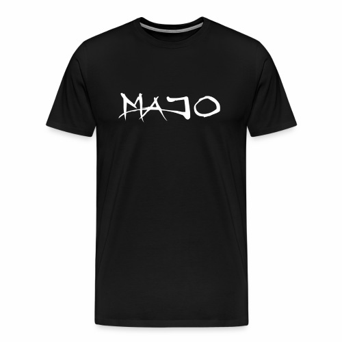 Majo Raw - Premium-T-shirt herr