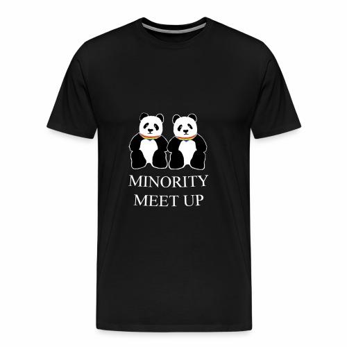 Minority Meet up - Männer Premium T-Shirt