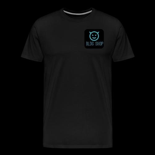 BLDG Shop Logo n°1 - T-shirt Premium Homme