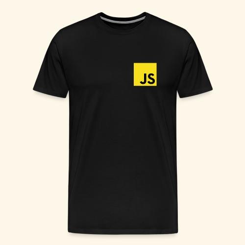 JS Developer T-Shirt - Männer Premium T-Shirt