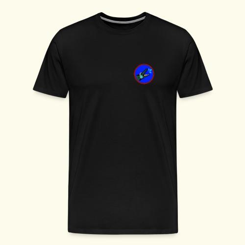O.DD crocodile earphones - T-shirt Premium Homme
