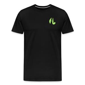 pnglogo - Mannen Premium T-shirt