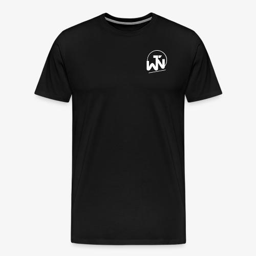 TWN Logo   Basic - Männer Premium T-Shirt