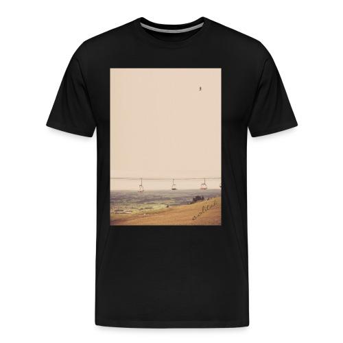SolitudeTwo - Men's Premium T-Shirt