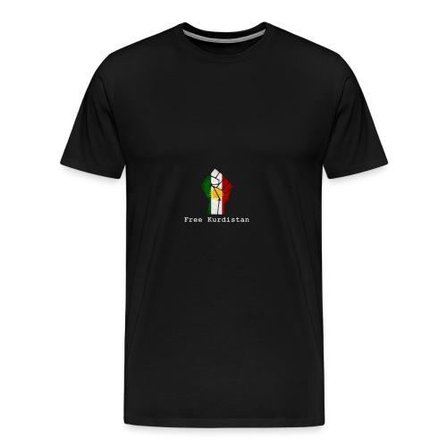 free kurdistan - Männer Premium T-Shirt