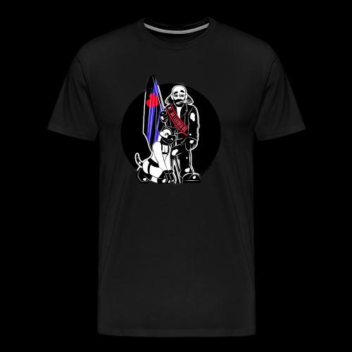 Mr Leather UK 2017 Merchandise - Men's Premium T-Shirt