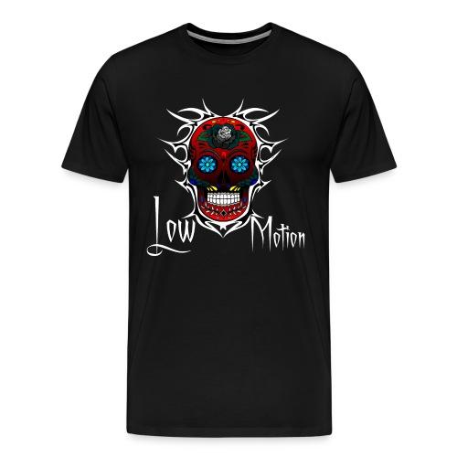 RED SKULL - Camiseta premium hombre