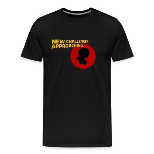 New Challenger Approaching - Mannen Premium T-shirt