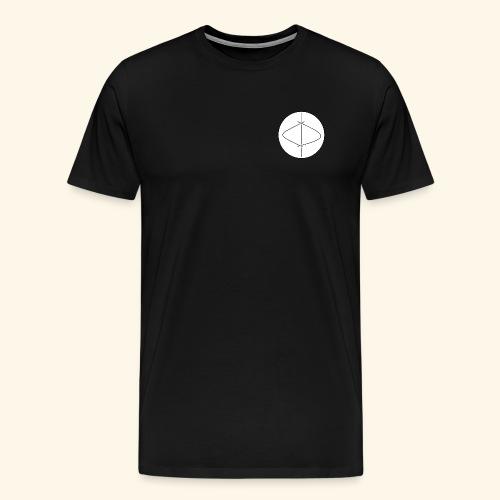 logo David Perkins transparent - T-shirt Premium Homme