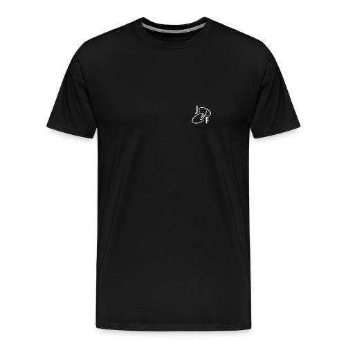 JCPFWhite Logo - Men's Premium T-Shirt