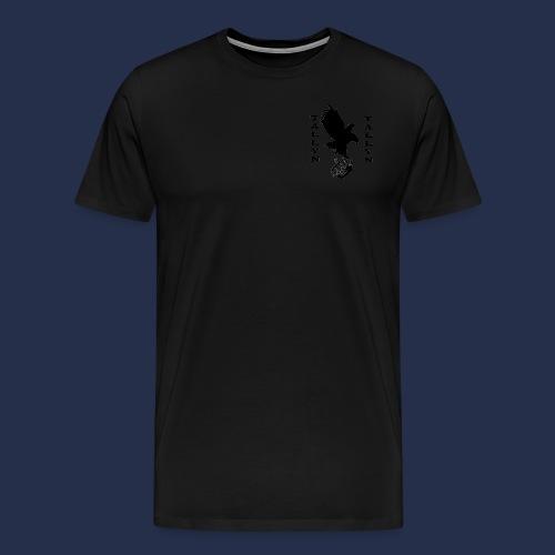 Double Tallyn logo - Men's Premium T-Shirt