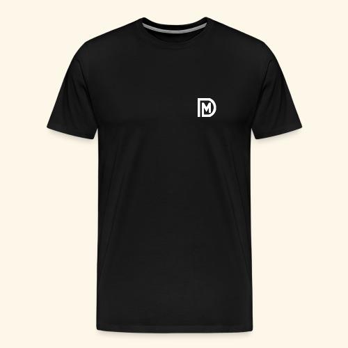 DM LOGO - Männer Premium T-Shirt