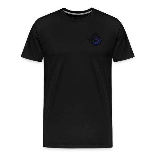 Royaly Wolf trans - Männer Premium T-Shirt