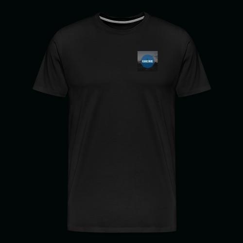 Game bros T-shirt - Männer Premium T-Shirt