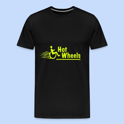 HotWheels3 - Mannen Premium T-shirt