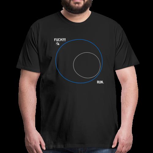 Die Zone! PlayerUnknown's Battlegrounds - PUBG - Männer Premium T-Shirt