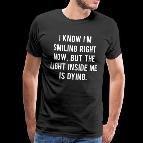 Dying Light 2 White - Men's Premium T-Shirt