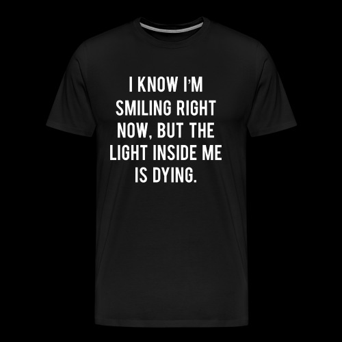 Dying Light 2 White - Men's Premium T-Shirt