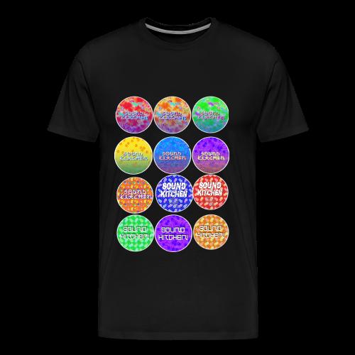 soundkitchen2 Bord - Männer Premium T-Shirt