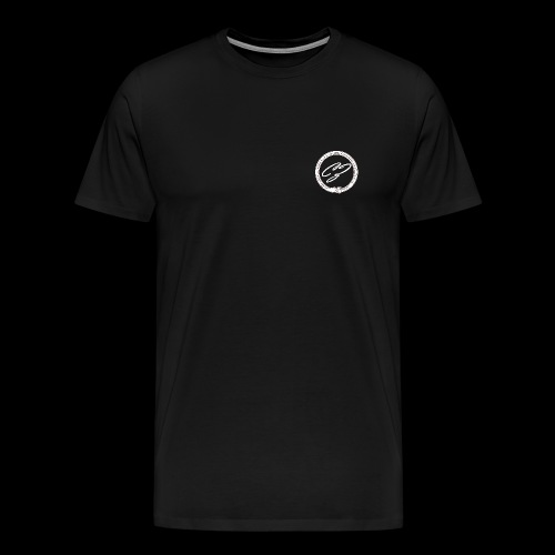 CZ White - T-shirt Premium Homme