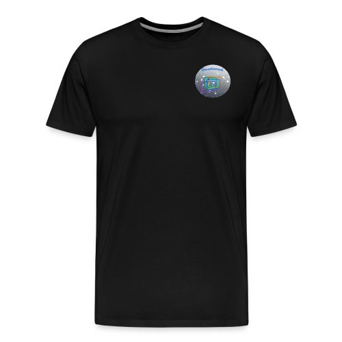 tcs logo - Men's Premium T-Shirt