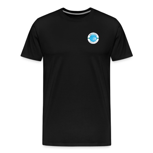 Seapilot2star 2018 logotyp - Premium-T-shirt herr