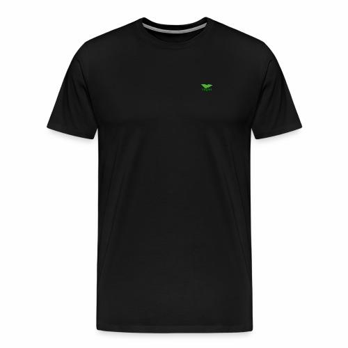Dezent vegan - Männer Premium T-Shirt