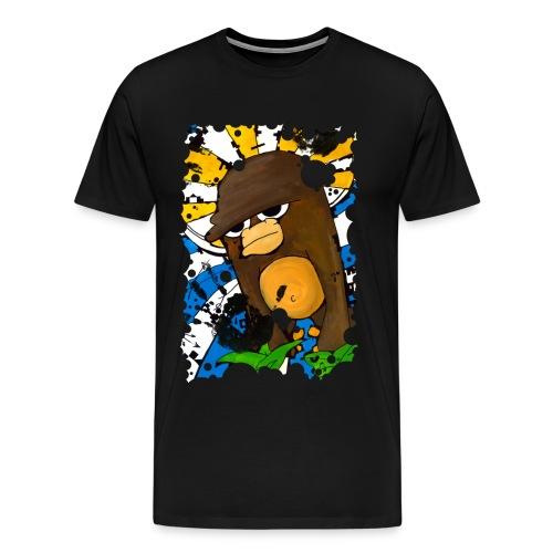 Holy Monkey - Männer Premium T-Shirt