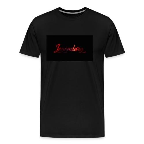 Legendary logo - Men's Premium T-Shirt