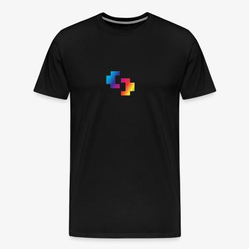 WildesRee Logo Farbig - Männer Premium T-Shirt