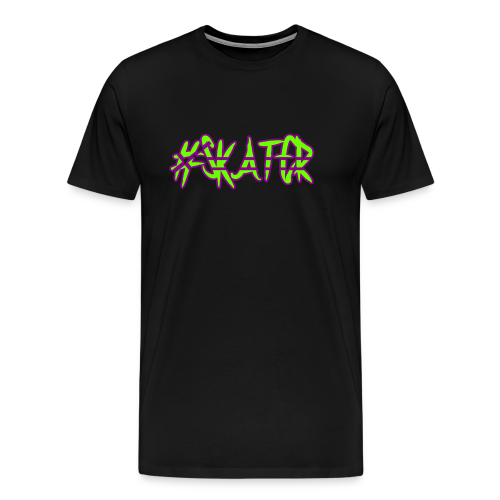 #skater - Männer Premium T-Shirt