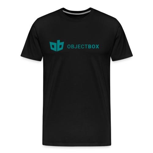 ObjectBox Green - Männer Premium T-Shirt